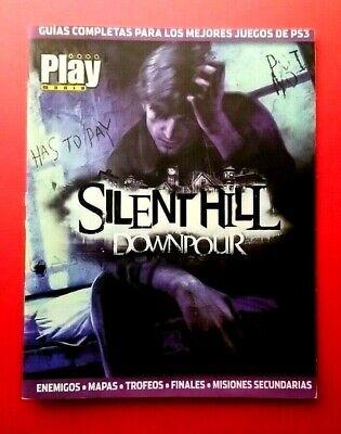Mini Guia Play Mania - PS3 - silent hill downpour - USADO - BUEN ESTADO segunda mano  Barcelona