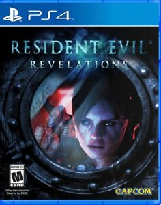 Looking for Resident Evil Games on PS4