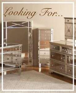 Looking for Mirrored Bedroom Furniture