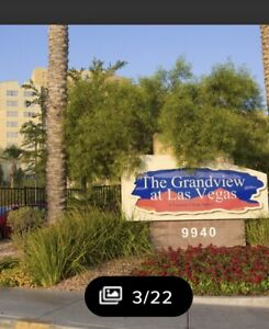 The Grandview @ Las Vegas - 1 Bdroom villa $599CND/week(2-7days)