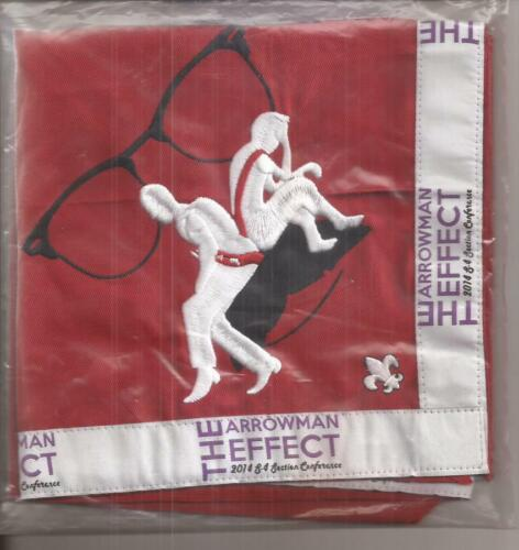 2014 S-4 Section Conference Neckerchief