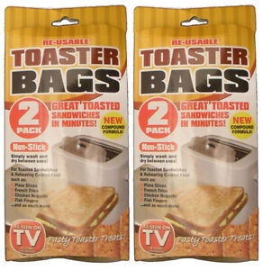 4-x-Reusable-Toaster-Toastie-Sandwich-Toast-Bags-Pockets-Toasty-Toastabags