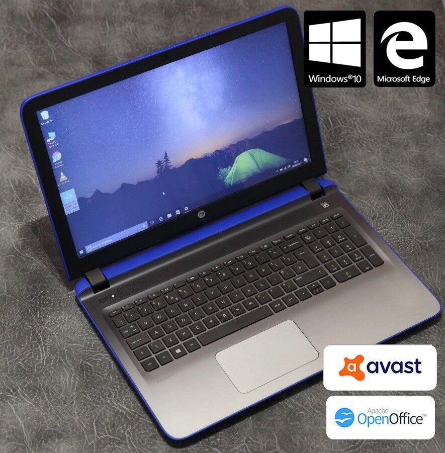 HP 17-p101na AMD A8-7050 8GB 1TB DVDRW 17 3 inch windows 10 laptop