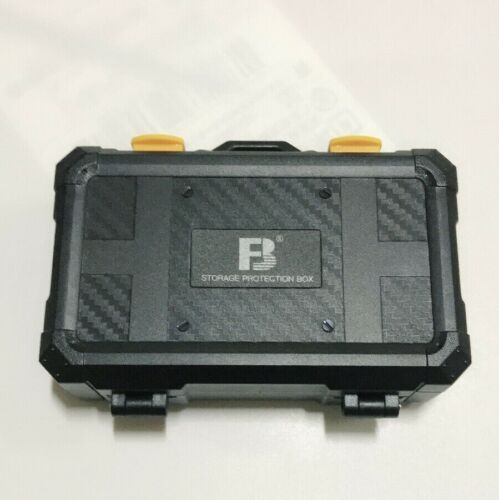 Camera Battery Protect Memory Card Case Waterproof Storage Cards For LP-E6 LP-E8