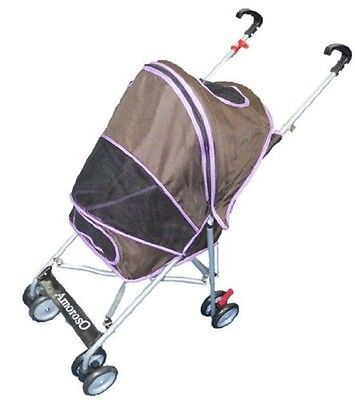 Amoroso AmorosO 6118 Purple Pet Umbrella Stroller 6118-PURPL