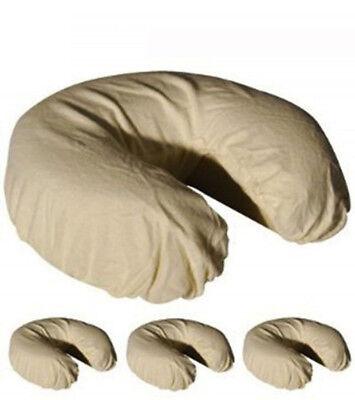 DevLon NorthWest Deluxe Flannel Massage Face Rest Cover Cozies Includes 4 PC