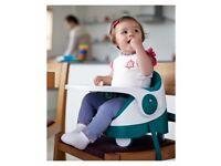Mamas & Papas Feeding/Booster Seat - Baby Bud, Teal