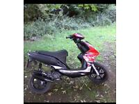 Longjia 50cc 2 stroke scooter with logbook (SWAP)?)