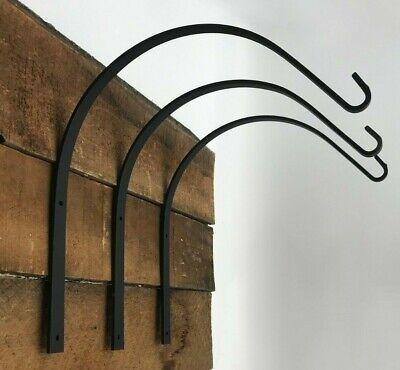 Arched Metal Planter Hook Hanger Hanging Plant Holder Macrame Hooks Amish Made