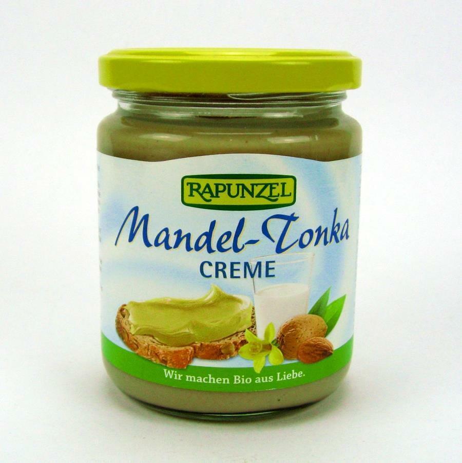 (2,40 EUR/100 g) Rapunzel Mandel Tonka Creme bio 250 g