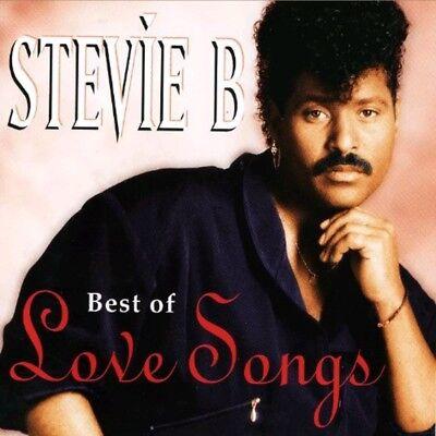 Stevie B - The Best Of: Love Songs CD - 11 Hits - New Sealed