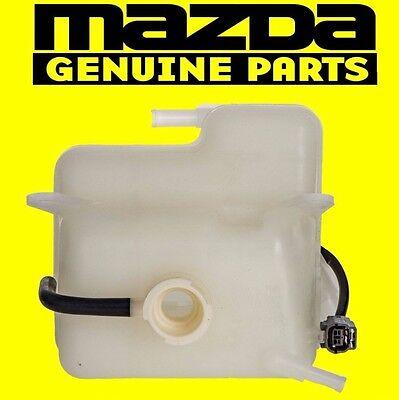 GENUINE MAZDA RX8 RX-8 RADIATOR OVERFLOW COOLANT EXPANSION TANK BOTTLE RESERVOIR