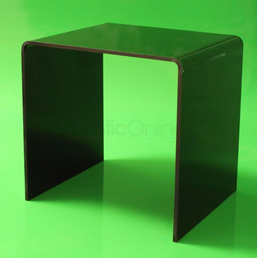 Magnificent Details About Black Acrylic Plastic Table Bedside Table Coffee Table End Table Side Table Onthecornerstone Fun Painted Chair Ideas Images Onthecornerstoneorg