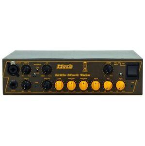 Markbass Little Mark Tube 500 - Bass Amplifier Head