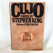 Stephen King Cujo Hardcover