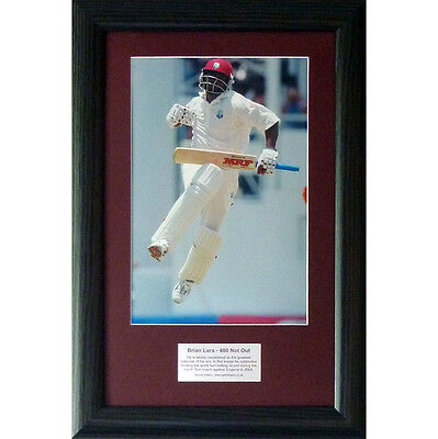 Brian Lara – World Record – Special Edition Presentation