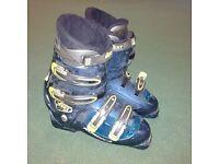 Nordica ski boots 28.5