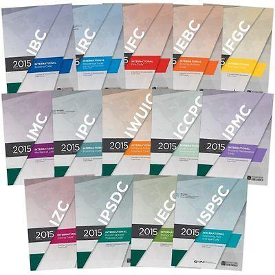 2015 Ibc Irc Ifc Iebc Ifgc Imc Ipc Ipmc Izc   More Complete 15 Collection On Cd