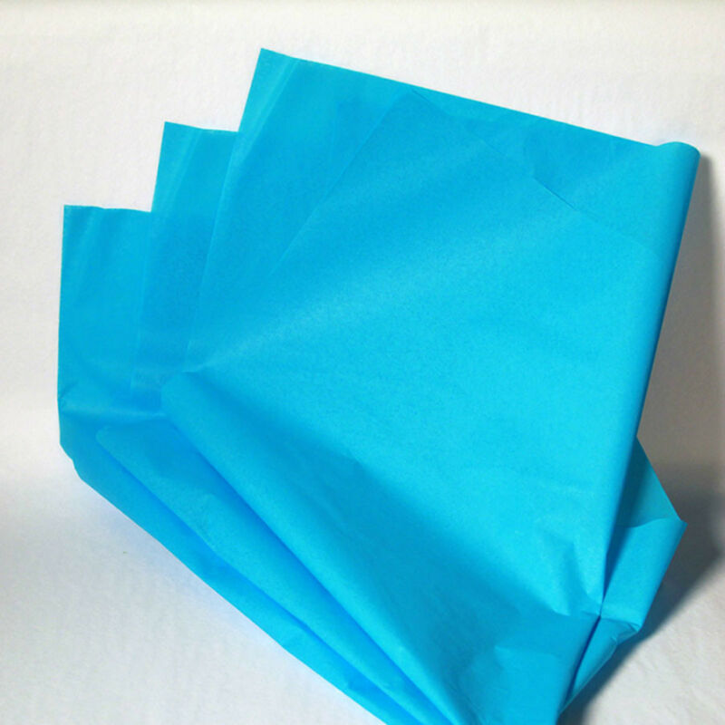 New Turquoise Wrapping Tissue Paper - 480 Sheets!!!