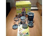 NutriBullet 600w - 12 piece set