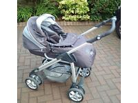 Silver Cross Pram/Buggy Grey