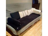 URGENT Sofa Bed (3 seats) Beddinge Lovas