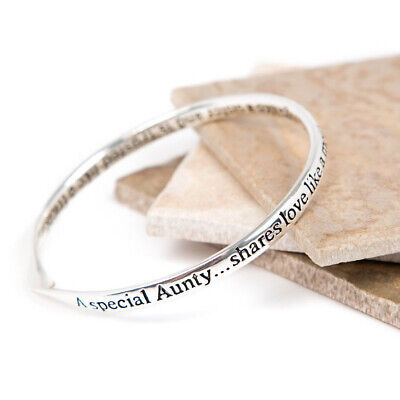 Message bangle, Aunty, Imperfect Item-Small Bubble on Bangle
