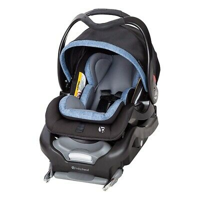 Baby Trend Secure Snap Tech 35 Infant Car Seat, Chambray, Brand New