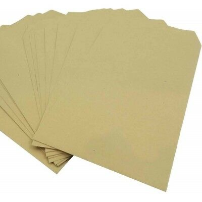 40 Envelopes Self Seal Plain Manilla Brown Letter Postal Postage Strong C5 A5