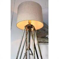 Vintage Industrial Tripod Floor Lamp Indoor Lighting