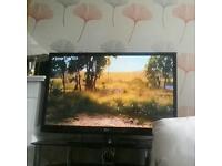 "TV LG 52"" + TV Stand"