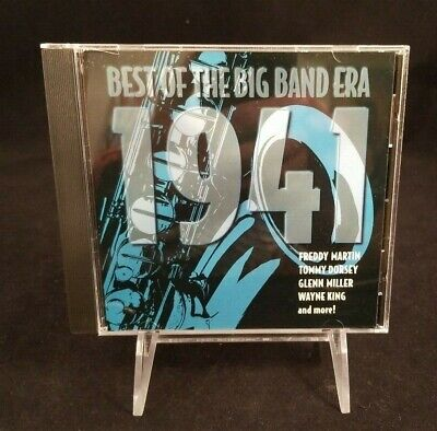 Best Of The Big Band Era - 1941 - Various Artists (CD) 1997,