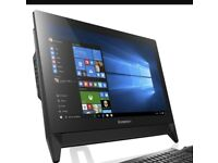 Lenovo IdeaCentre 310 All-in-One PC, Intel Celeron, 4GB, 1TB HDD