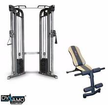 Functional trainer Bodyworx L820X  + FID Weight Bench Package NEW Malaga Swan Area Preview