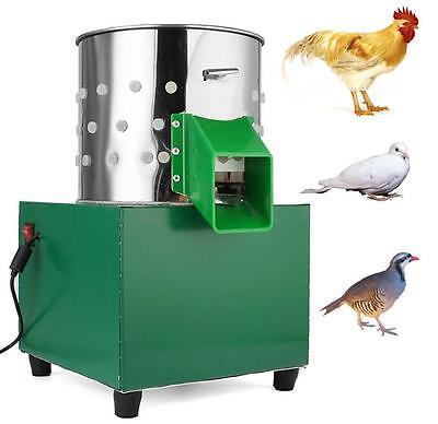Small Dove Feather Plucking Machine Poultry Plucker Birds Depilator 110v Sz