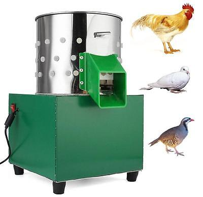 Small Chicken Dove Feather Plucking Machine Birds Depilator Plucker 220v 110v E