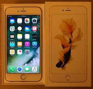 iPhone 6s Plus 64G Gold or Space Grey long warranty until 2018 Rockdale Rockdale Area Preview