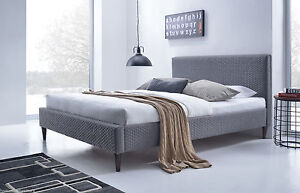 Hexy Queen Fabric Bed-Elegant,Stylish,Contemporary Sydney City Inner Sydney Preview
