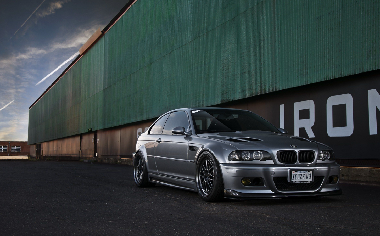 Spare's BMW