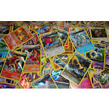 Pokemon TCG 100 Card Bulk Lot - GUARANTEED Common Uncommon Rares & Holos