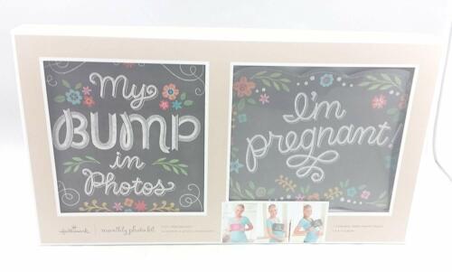 Hallmark Baby, My Bump In Photos - Monthly Photo Kit