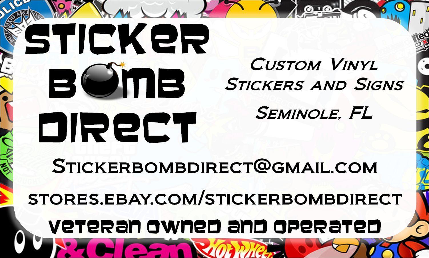 Sticker Bomb Direct