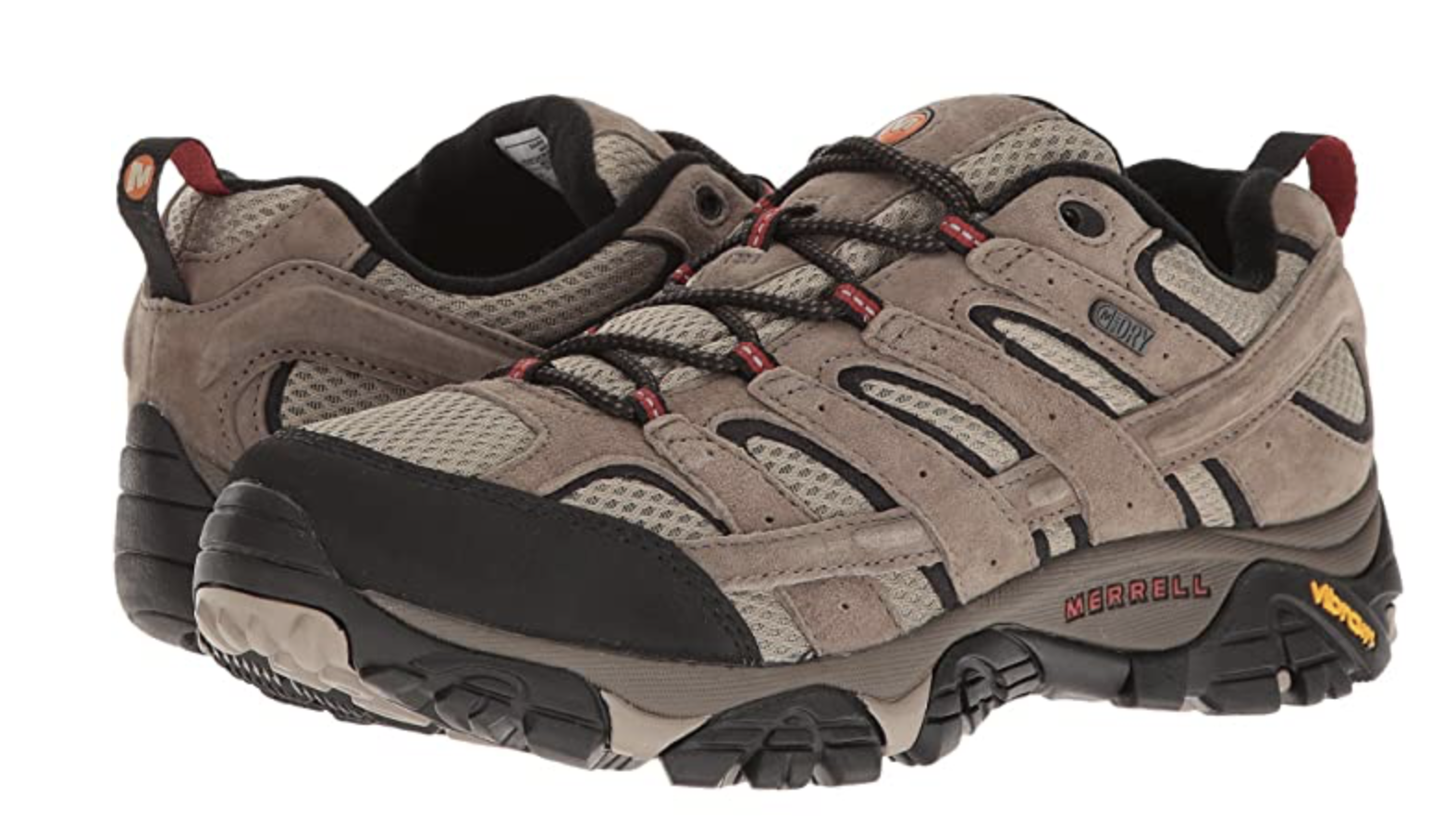 NEW Merrell Men Moab 2 Waterproof Hiking Shoes - size 8, 10,