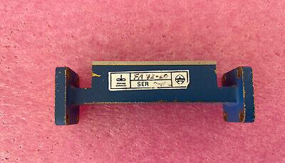 Dorado Wr42 Waveguide Attenuator 20db 18 - 26.5ghz Fa-42-20