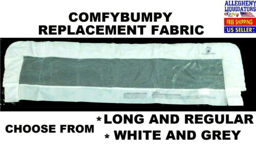 NEW REPLACEMENT FABRIC Long & Short COMFYBUMPY Toddler Kid Bed Safety Rail Guard