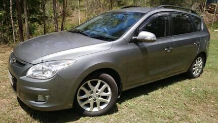 MY10 Hyundai i30 Sports Wagon 2L Auto Petrol Mount Crosby Brisbane North West Preview