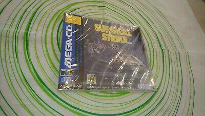 SURGICAL STRIKE brand new sealed mega cd jap