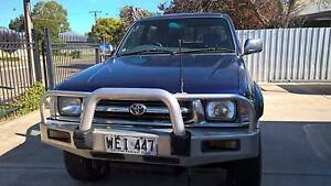 1998 Toyota Hilux Ute Greenacres Port Adelaide Area Preview