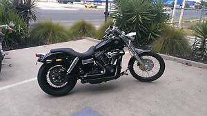 2010 Harley Davidson Wide Glide Tumut Tumut Area Preview