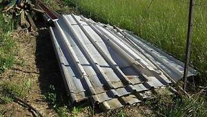 Trimdeck roofing sheets. Used Hahndorf Mount Barker Area Preview